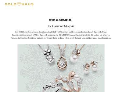 GOLD HAUS Juwelier am Marktplatz