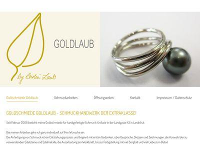 Goldschmiede Goldlaub Landshut