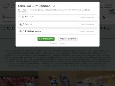 Goldschmiede Albath