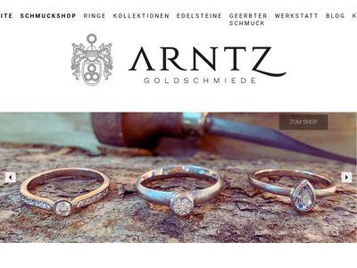 Arntz - Goldschmiede & Trauringstudio