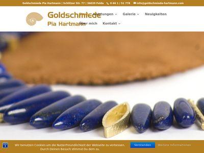 Goldschmiede Pia Hartmann