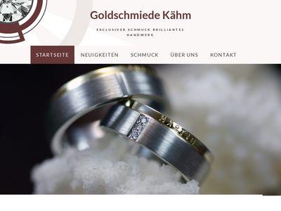 Goldschmiede Kähm