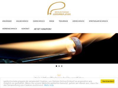 Juwelier-Goldschmiede Piaggio