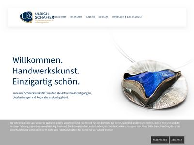 Goldschmiede Ulrich Schaffer