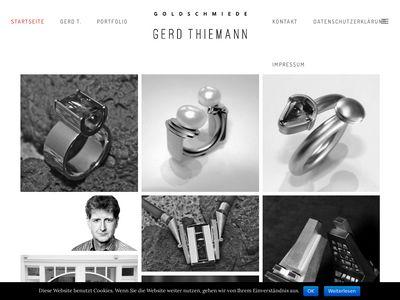 Goldschmiede Gerd Thiemann