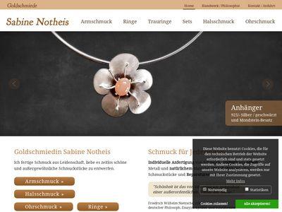 Sabine Notheis Notheis Schmuck