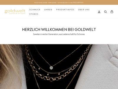 Goldwelt Juweliere & Uhrmacher
