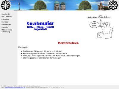 Grabmaier Kälte-Klima-GmbH