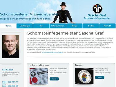 Schornsteinfeger Sascha Graf