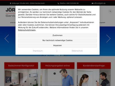 Jörg Gragert Sanitär - Heizung - Pumpen