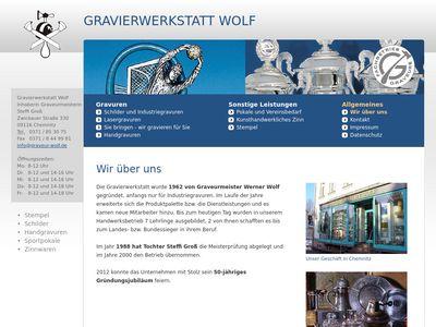 Wolf Gravierwerkstatt