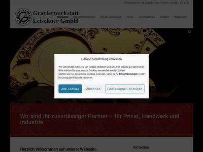 Gravierwerkstatt Leischner GmbH