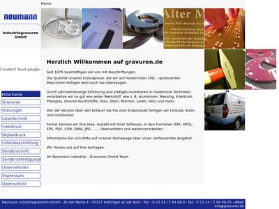 Neumann Industrie-Gravuren GmbH