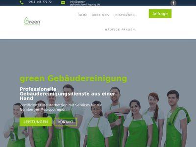Green Gebäudereinigung