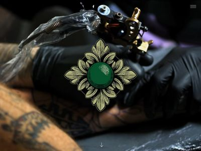 Green Pearl Tattoo