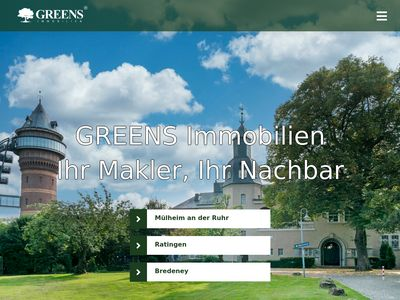 GREENS IMMOBILIEN