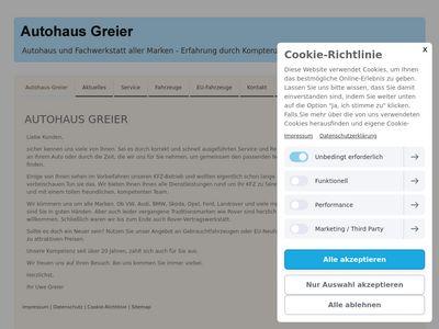 Autohaus Uwe Greier GmbH