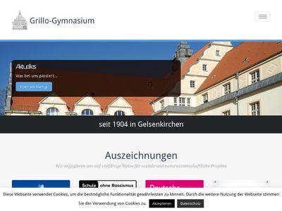 Städtisches Grillo-Gymnasium