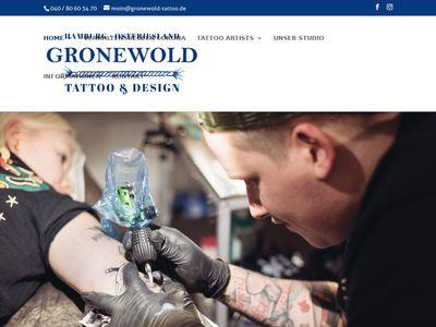 Gronewold Tattoo & Design