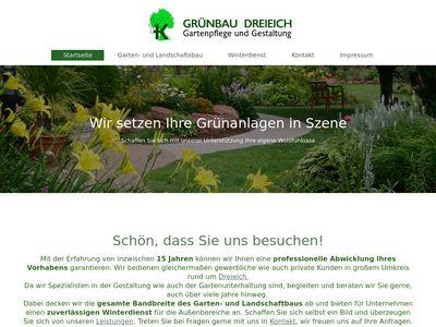 Grünbau Dreieich