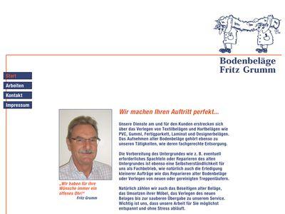 Fritz Grumm Fachbetrieb für Bodenbeläge