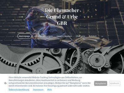 Grund + Urbe GbR Die Uhrmacher