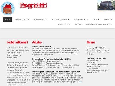 Diesterweg Grundschule Bielefeld Mitte