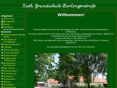Kath. Grundschule Harlingerstrasse