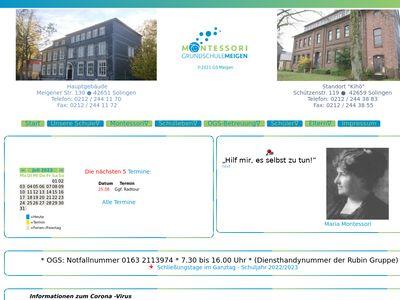 Grundschule Meigen