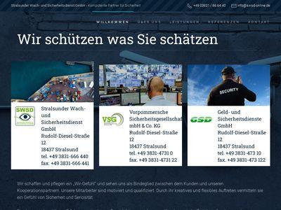 GSD Geld- u. Sicherheitsdienste GmbH