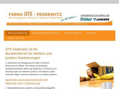 GTS - Federwitz