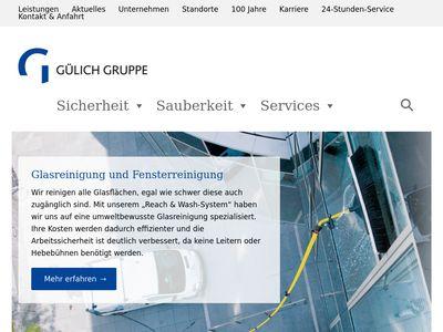 GÜLICH GRUPPE Sicherheitsdienste GmbH
