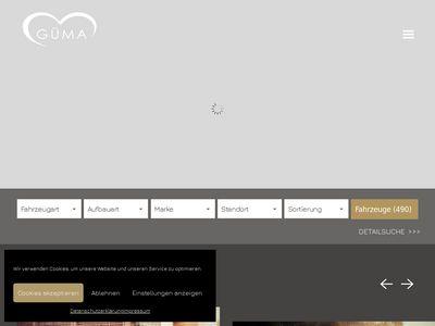 GÜMA Wohnmobile & Caravans
