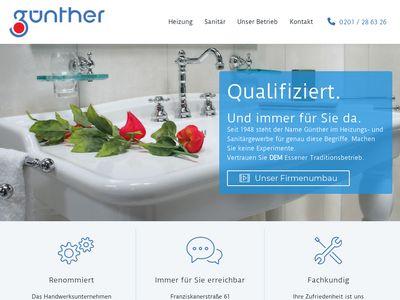 Günther GmbH Heizungs- und Lüftun