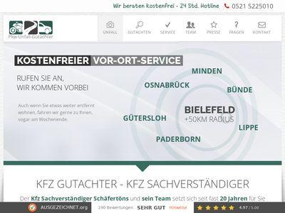 P. KFZ-Gutachten Franke
