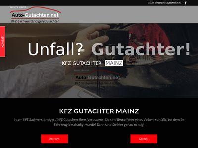 KFZ Gutachter / Auto-Sachverständiger Wolf