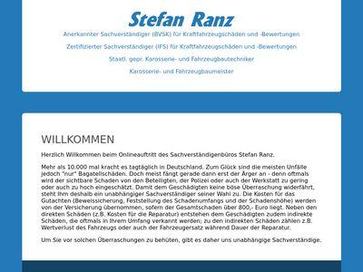 Stefan Ranz KFZ-Sachverständigenbüro