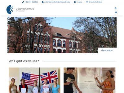 SV-Gutenbergschule Wiesbaden