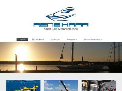 Yacht & Motorentechnik R.Haar
