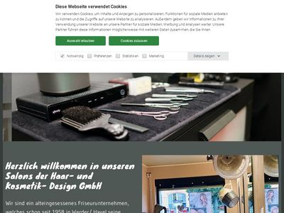 Haar-u. Kosmetik-Design eG