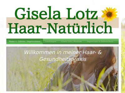 Lotz Oliver, Gisela Friseursalon