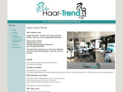 Salon Haar-Trend