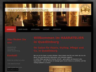 Haar-Atelier Quedlinburg