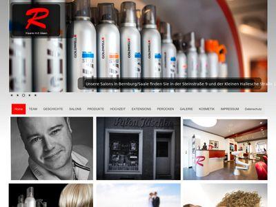 Haare mit Ideen - Rene Jaeschke