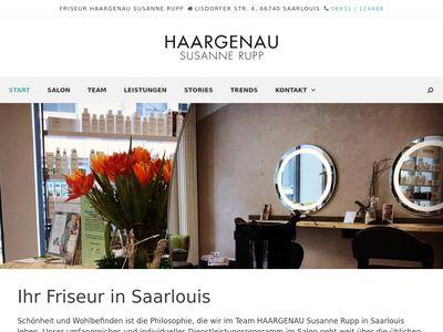 HAARGENAU Susanne Rupp