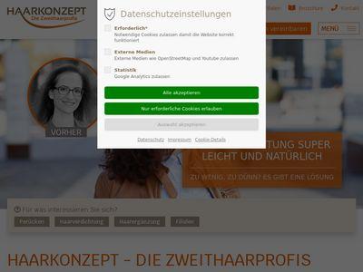 HAARKONZEPT GmbH & Co. KG - Filiale Hannover