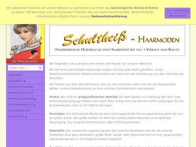 Matthias Schultheiß Haarmoden
