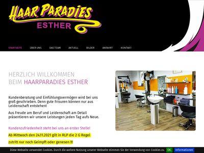 Haarparadies Esther