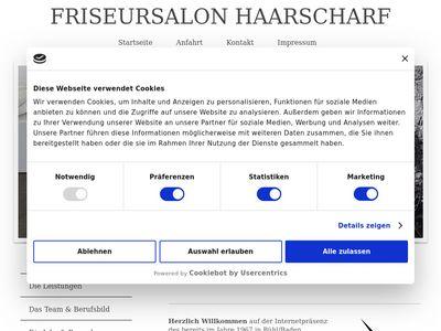 Böhm. Haare