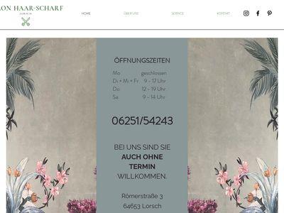 Salon Haar-Scharf Lorsch